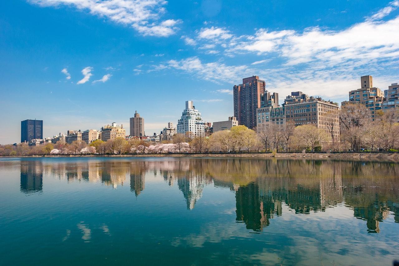 New Jersey cityscape